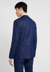 Pier One - Suit - dark blue - 3