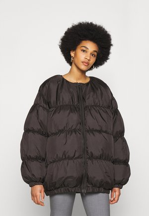 KAI PUFFER JACKET - Cappotto invernale - black