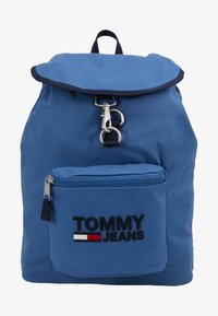 Tommy Jeans - HERITAGE BACKPACK - Rucksack - blue - 6