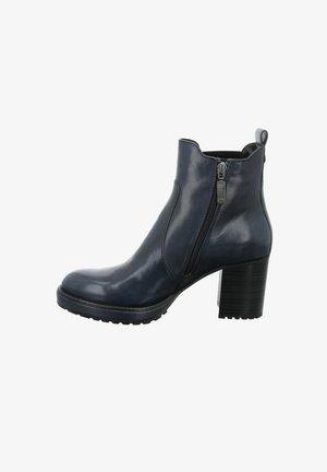 TURIN  - Classic ankle boots - dunkelblau