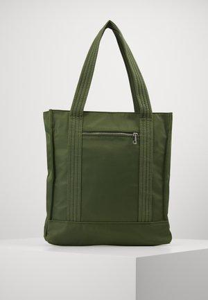 Bolso shopping - olive