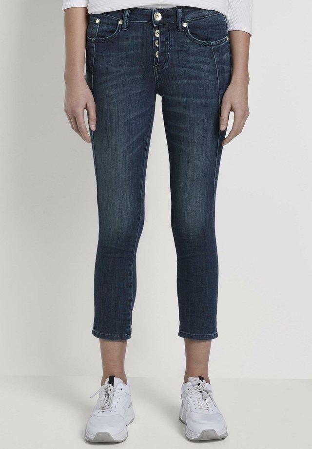ALEXA  - Jeans Skinny Fit - dark-blue denim