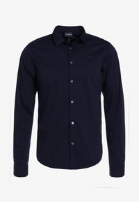 Emporio Armani - Formal shirt - dark blue - 4