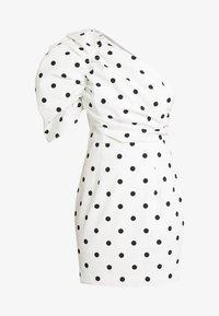 Mossman - THE RIVIERA MINI DRESS - Day dress - off-white - 5