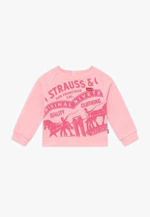RAGLAN CREWNECK - Mikina - rose shadow