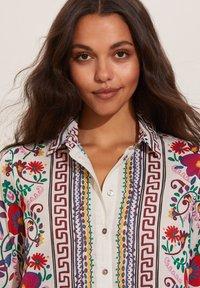 Odd Molly - REBECCA - Button-down blouse - golden porcelain - 4