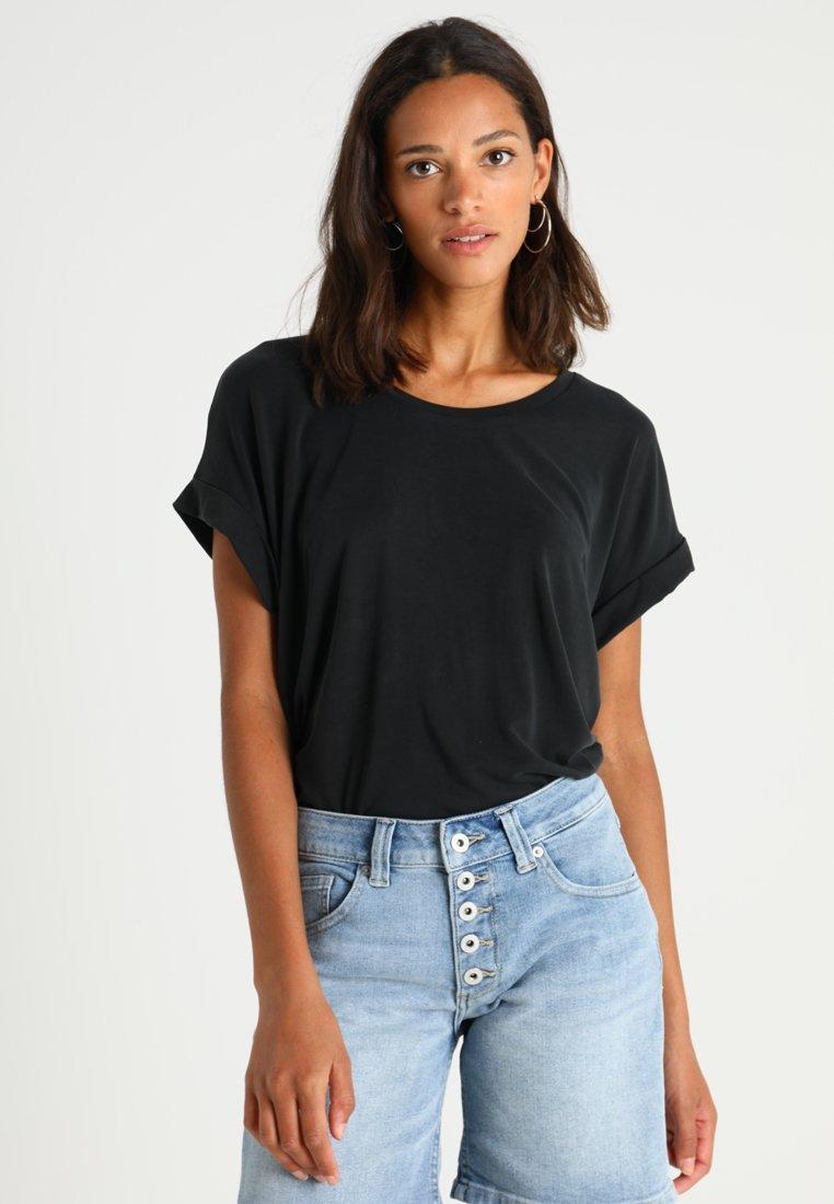 Culture - KAJSA - T-shirts - black wash