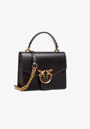BORSA  LOVE MINI SIMPLY MANO - Handbag - nero