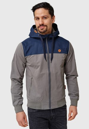 FLEMMING - Light jacket - navy