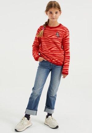 MET DESSIN - Sweater - bright orange