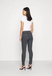Mos Mosh - BLAKE GALLERY PANT - Slim fit jeans - grey - 2