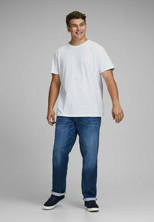 5ER-PACK - T-Shirt basic - white