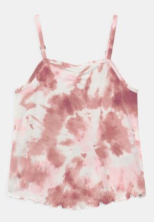 BARE SCARF TOP PATTERN - Top - light pink