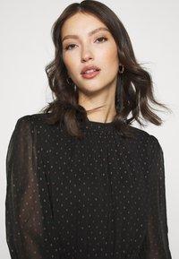 Forever New - CALLIE SKATER MINI DRESS - Day dress - black - 3