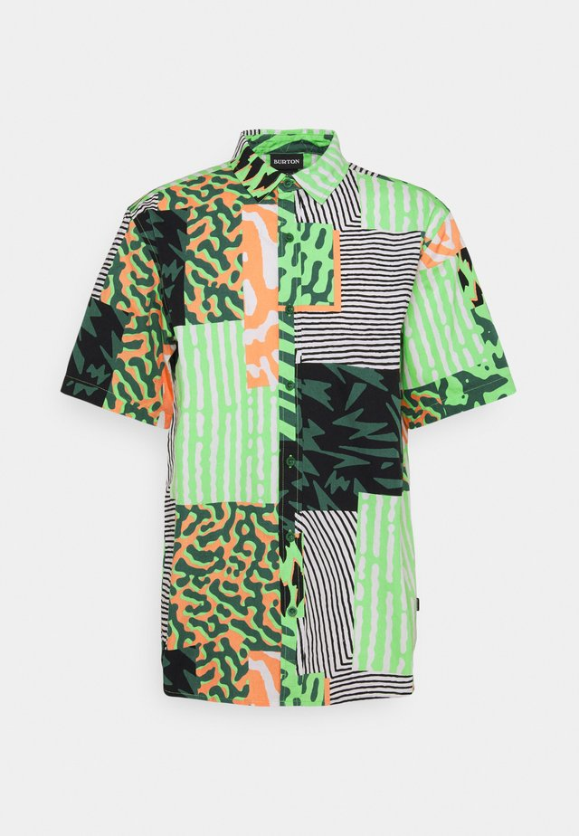 SHABOOYA CAMP - Overhemd - multicolor
