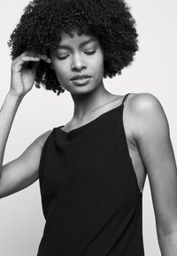 Iro - MORPHEA DRESS - Shift dress - black - 4