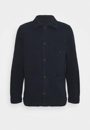 SLHWINSTED JACKET - Chaqueta vaquera - navy blazer