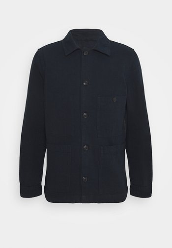 SLHWINSTED JACKET - Jeansjacka - navy blazer