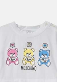 MOSCHINO - Jersey dress - lemonade - 2