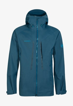 MASAO - Hardshell jacket - wing teal