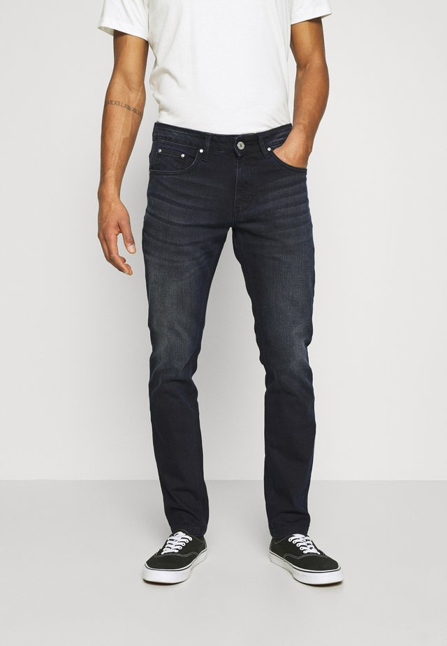 Slim fit jeans - dark vintage wash