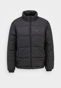 PADDED STAND PUFF ORIGINALS WINTER JACKET FILLED THIN - Winter jacket - black