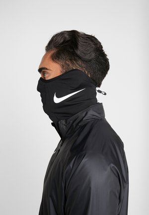 STRIKE SNOOD UNISEX - Kruhová šála - black/white