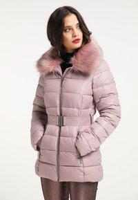 faina - Winter jacket - nude - 0