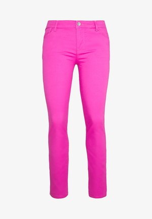 POCKETS PANT - Jeans Skinny Fit - rosa pop