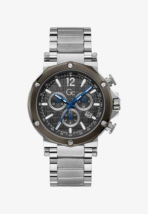 SPIRIT - Chronograph watch - mens silver