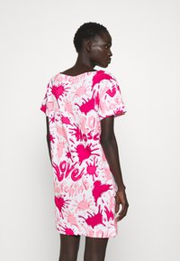Love Moschino - Jersey dress - rosa - 2