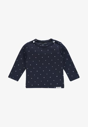 LANGARMSHIRT COLLIN - Long sleeved top - navy