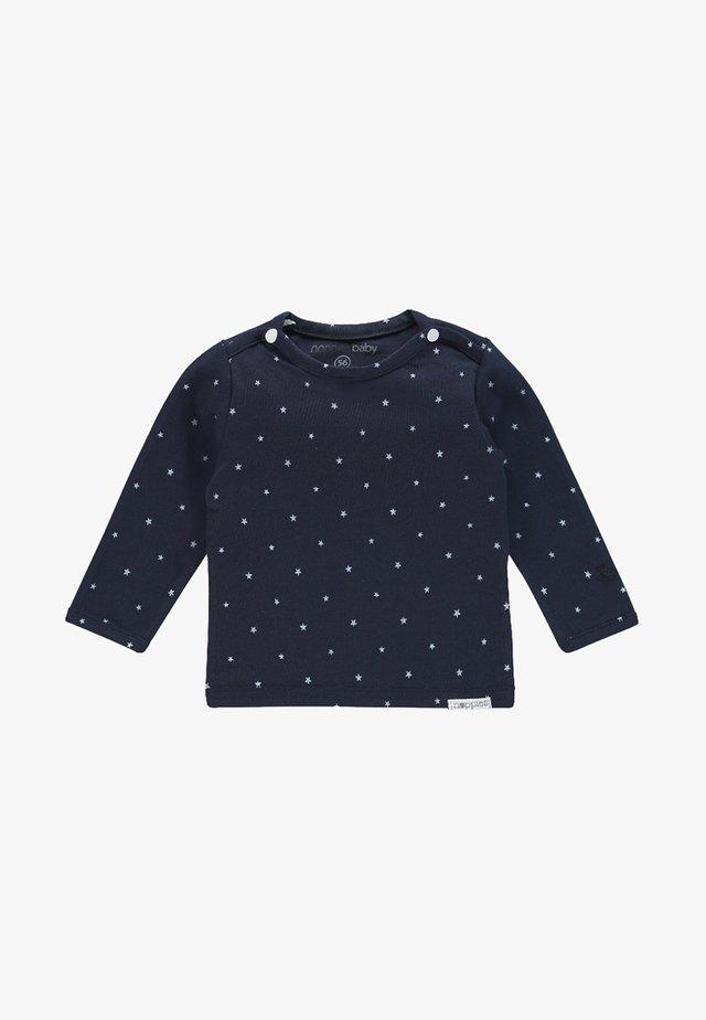 LANGARMSHIRT COLLIN - T-shirt à manches longues - navy