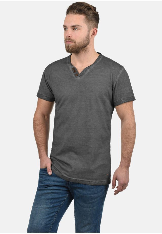 TINO - Basic T-shirt - black