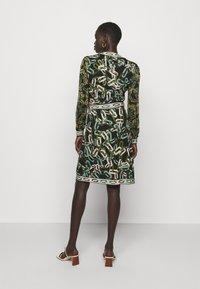 Diane von Furstenberg - GALA - Jersey dress - black/ivory - 2