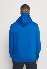 Champion - LEGACY HOODED - Mikina s kapucí - blue - 2