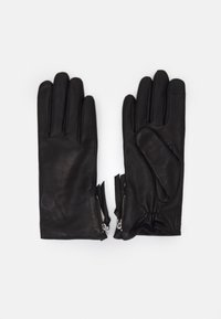 Royal RepubliQ - GROUND GLOVES TOUCH - Gloves - black - 0