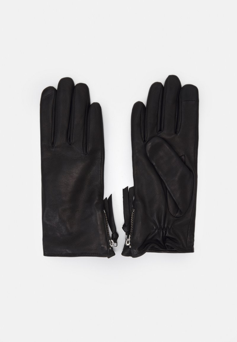 Royal RepubliQ - GROUND GLOVES TOUCH - Gloves - black