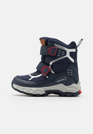 UNISEX - Winter boots - navy