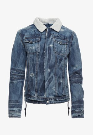 BEKELVYN  - Denim jacket - indigo