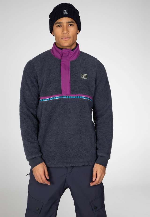 ARTUR - Fleece jumper - space blue