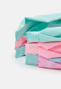 OVS - GIRL HEAD BAND 3 PACK - Hair styling accessory - multicolor/candy pink/aruba blue - 2