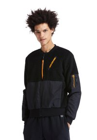 Timberland - EARTHKEEPERS+ SHERPA BOMBER - Bomber Jacket - black - 0