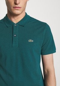 Lacoste - Polo shirt - mottled teal - 4