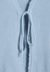 Vila - VIPOPSA  - Kardigan - cashmere blue - 2