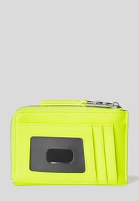 KARL LAGERFELD - JOURNEY NEON - Business card holder - yellow - 2