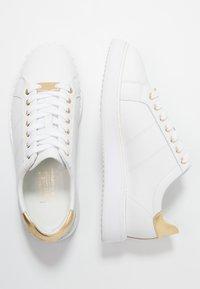 Lauren Ralph Lauren - ANGELINE - Tenisky - white/gold - 3