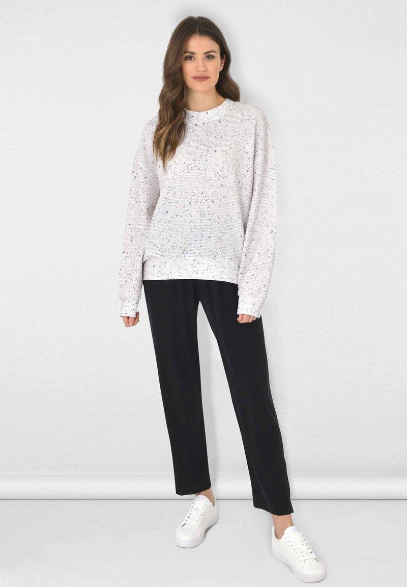 Ro&Zo - Sweatshirt - grey