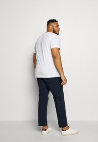 Selected Homme - SLHSLIM YARD PANTS - Chinos - dark sapphire - 2