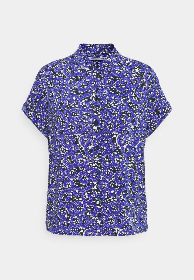 MAJAN - Camicia - blue nairobi